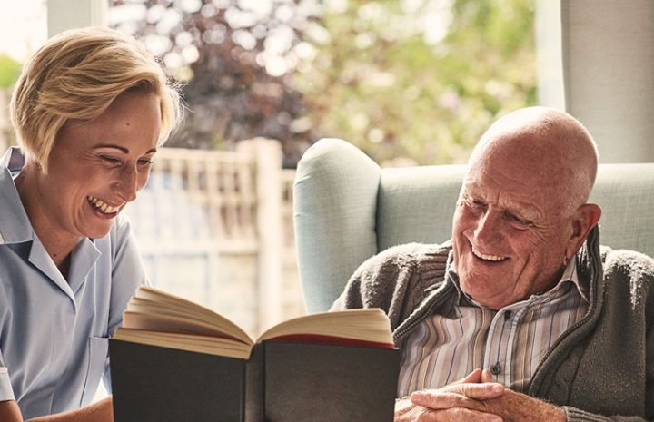 Why should you take home healthcare service?